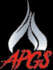 A.P.G.S. logo