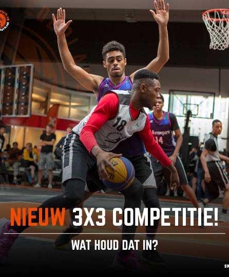 3x3 competitie nieuw
