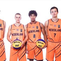 2019 WK 3x3 U23 Mannen Team
