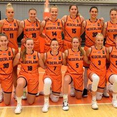 2019_Orange Lions_vrouwen_senioren_HON_team_