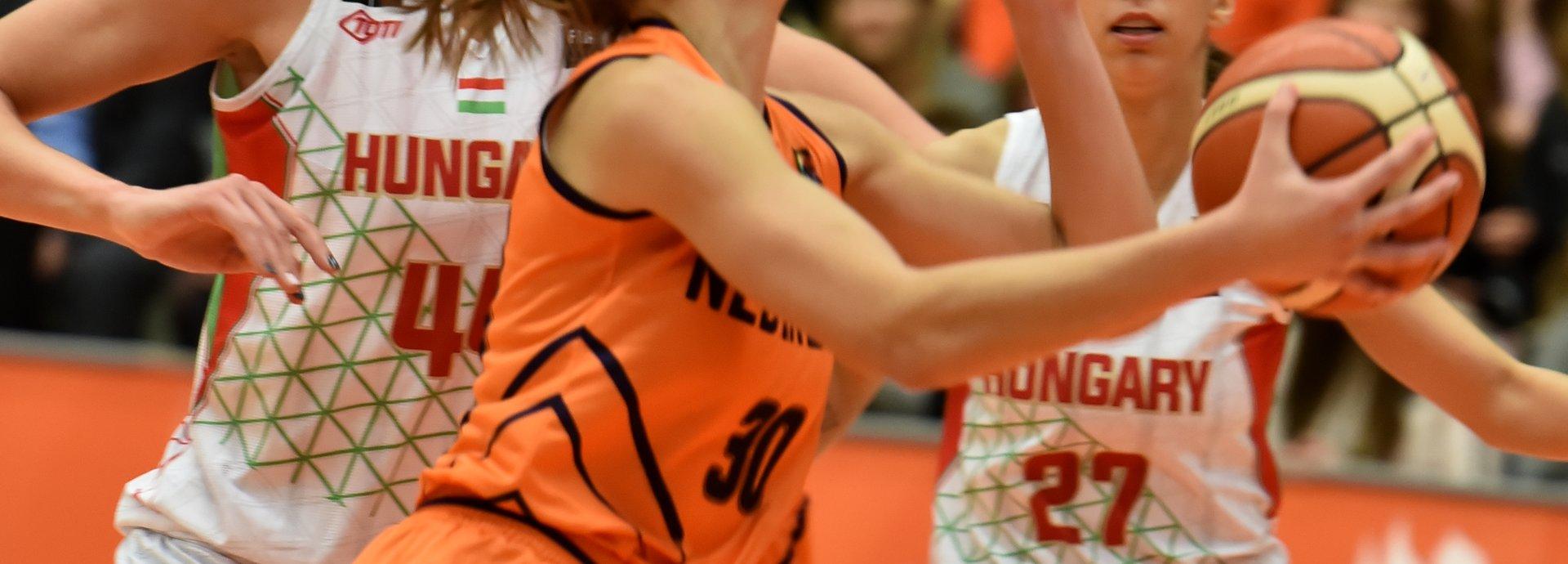 2019_Orange Lions_Vrouwen_Senioren_HON_Driessen