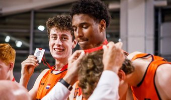 2019_Orange Lions MU16_EK_medailles