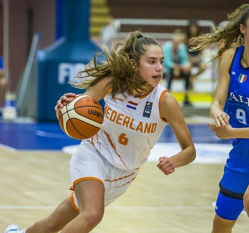 2019_Orange Lions_VU20_EK_FRA_Driessen