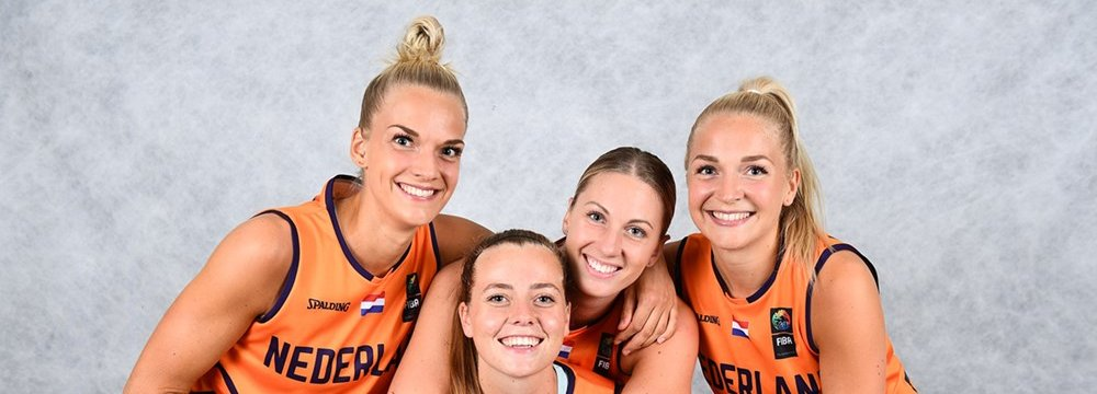 2019_3x3_Orange Lions_vrouwen_EK-Team