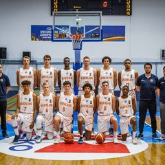 2019_Orange Lions_MU18_EK_Teamfoto